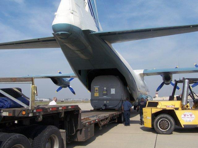 Особенности срочной авиадоставки грузов