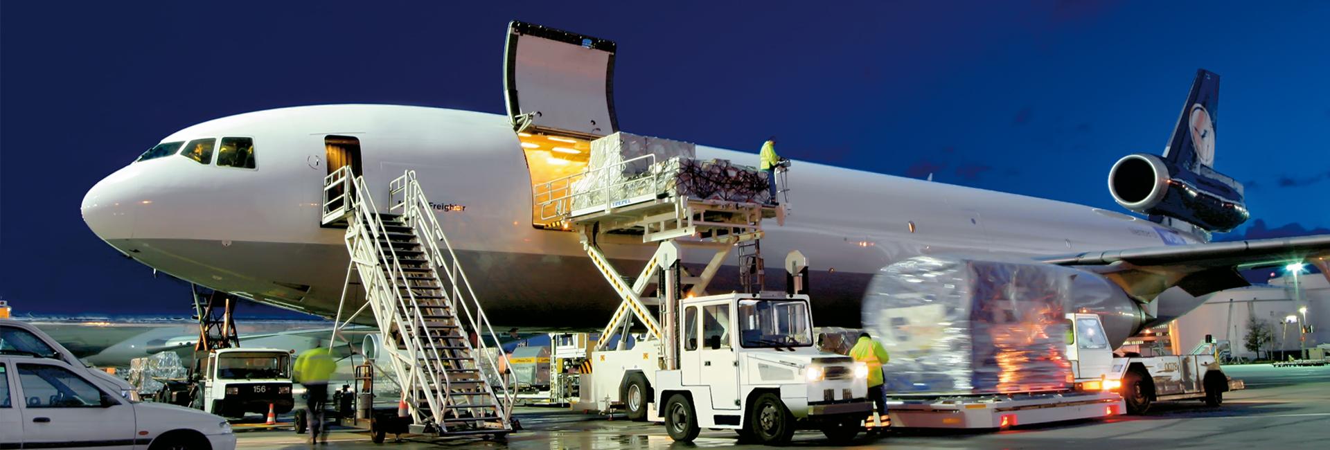 Авиаперевозки груза и таможенное оформление