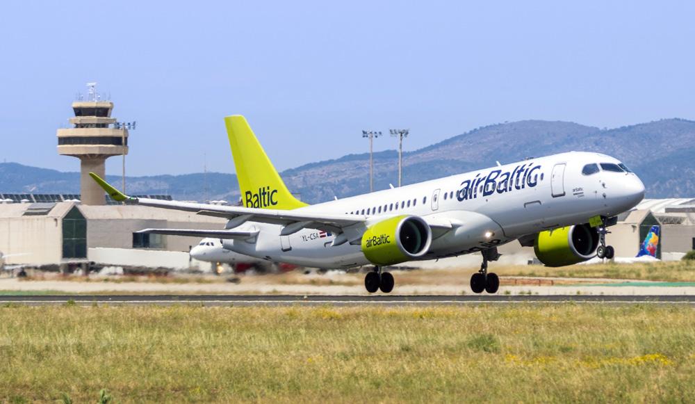 Особенности авиаперевозок из России в Латвию и обратно