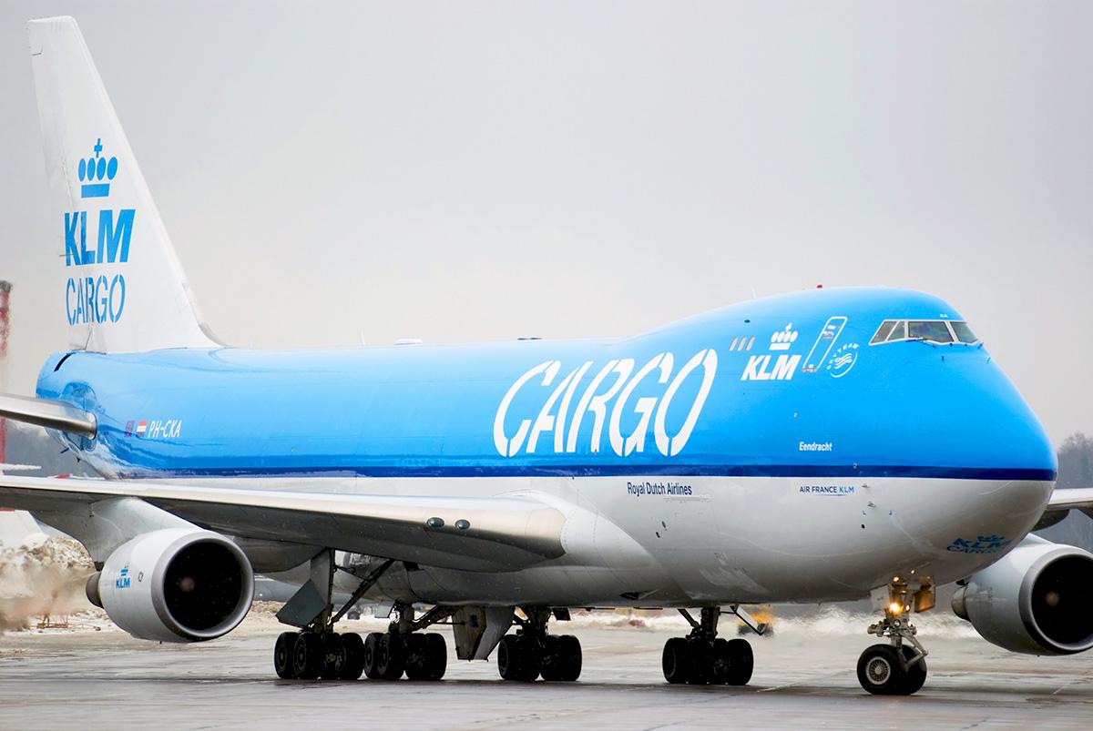 Доставка грузов самолетом из Голландии в Россию