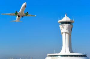 Особенности авиадоставки грузов в Туркменистан
