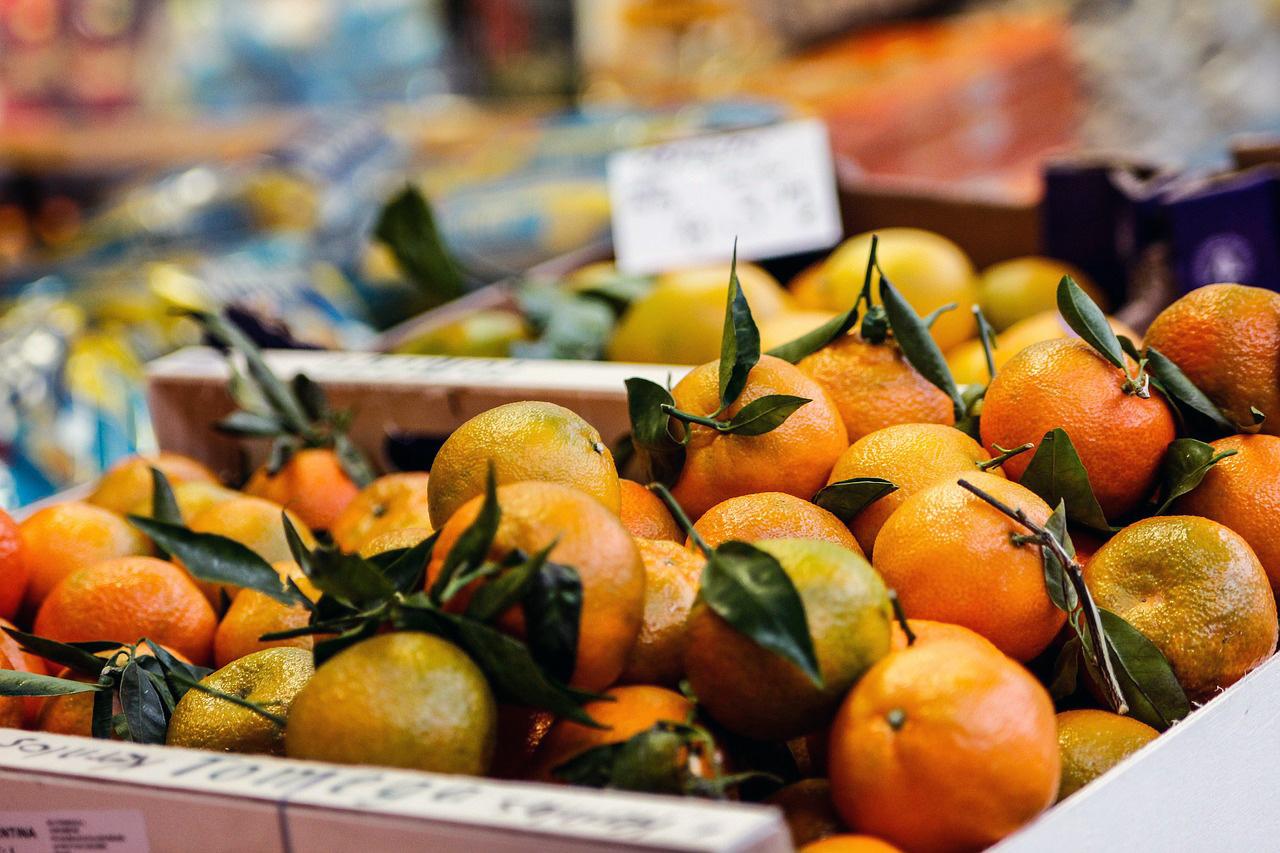 Таможенное оформление и доставка цитрусовых
