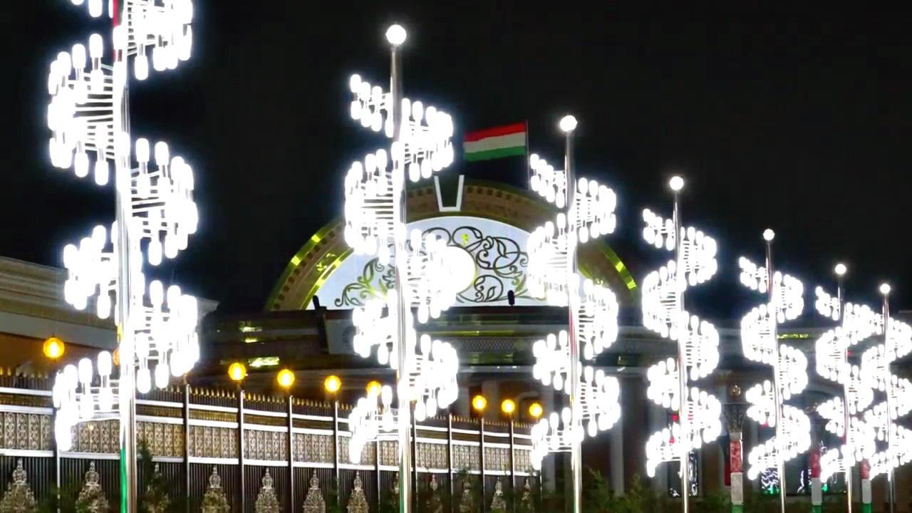Доставка грузов из/в Таджикистана